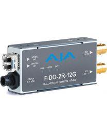 AJA FiDO-2R-12G