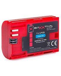 Baxxtar Battery LP-E6 7,2V/2040mAh