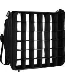 Litepanels 40 ° Snapgrid Eggcrate für Snapbag Softbox für Astra 1x1 und Hilio D12 / T12