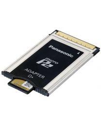 Panasonic Adapter für microP2