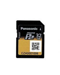 Panasonic AJ-P2M032AG MicroP2Card 32GB