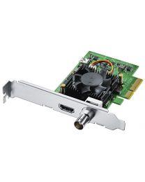 Blackmagic DeckLink Mini Recorder 4K eingänge HDMI
