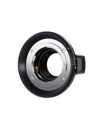 Blackmagic URSA Mini Pro F Mount Objektivanschluss
