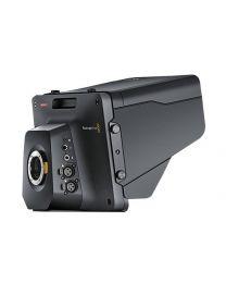 Blackmagic Studio Camera 4K 2 vorne anschlüsse Tallys