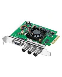 Blackmagic DeckLink SDI 4K Audio Video eingänge anschlüsse