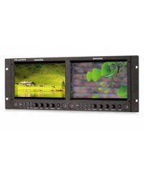 """JVC 9 x 2 """" LCD 1920x1200 Field Monitor"""