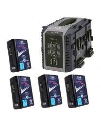 IDX EC-150/4S