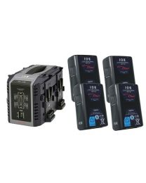 IDX Endura Duo-150 Power Package ED-150/4S