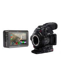 Canon EOS C100 Mark II + ATOMOS Ninja Blade