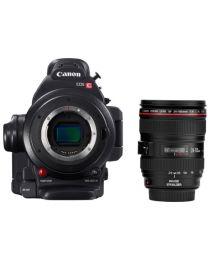 Canon EOS C100 Mark II + 24-105 II f4 Kit
