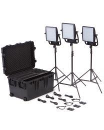 Litepanels Astra 6X Reise Trio V-Halterungs Kit