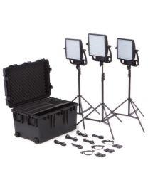 Litepanels Astra 3X Traveler Trio V-Mount Kit