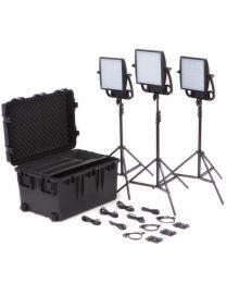 Litepanels Astra Soft + Astra 6X Reise Trio V-Halterungs Kit