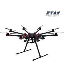 DJI Drone Set S1000+ und WKM undZ15 for BMPCC
