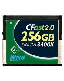 Wise CFast 2.0 Card 3400X green - 256 GB