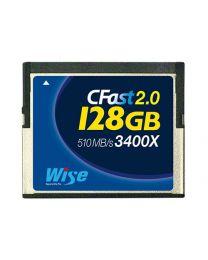 Wise CFast 2.0 Card 3400X blue - 128 GB