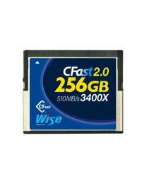 Wise CFast 2.0 Card 3400X blue - 256 GB