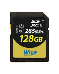 Wise SDXC Card - 128G/UHSII(U3)