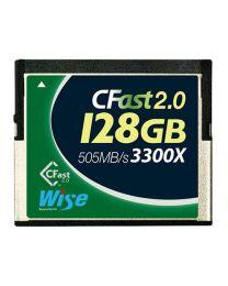 Wise CFast 2.0 Card 3300X green - 128 GB
