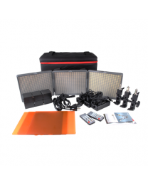 Aputure Amaran HR672KIT-WWS LED video light