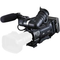 JVC Kit bundle of GY-HC900CHE camcorder and Fujinon HA18x7.6BERM-M6B lens  GY-HC900CHE+HA18LensBundle1