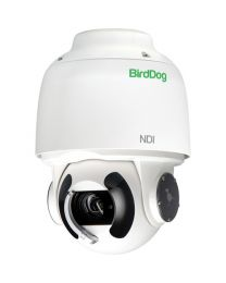 BirdDog Eyes A200 IP67 Weatherproof Full NDI PTZ Camera w/Sony Sensor & SDI (White)  BDA200