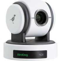 BirdDog Eyes P100 1080P full NDI PTZ Camera with SDI (White)  BDP100W