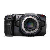 Blackmagic Design Blackmagic Pocket Cinema Camera 6K CINECAMPOCHDEF6K  CINECAMPOCHDEF6K