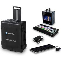 Newtek TriCaster Mini HD4i Advanced Bundle  TRMSMINIHD4iCSE
