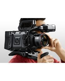 Blackmagic URSA Mini Shoulder Kit schwarz kamera