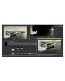 Blackmagic Fusion Studio Software Monitor