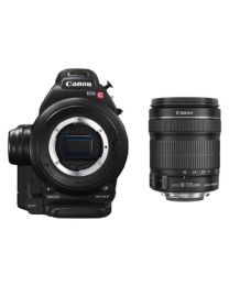 Canon EOS C100 DAF + Optik Bundle