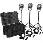 Litepanels Sola 4+ Traveller Kit 906-4230 - Litepanels 906-4230