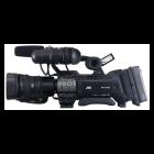 JVC IP-Camcorder, Fujinon 20x Objektiv GY-HM850RE - JVC GY-HM850RE