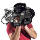Sachtler Transparent Raincover for medium-Size Video Cameras - Sachtler SA-SR415