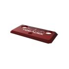 Teradek BIT-781-1 Rotes Typenschild für Bolzen 1000/3000  BIT781-1 - Teradek BIT781-1