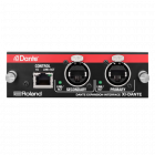 Roland DANTE-Erweiterungskarte für M-5000 & V-1200HD XI-DANTE - Roland XI-DANTE