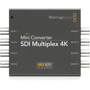 Blackmagic Design Mini Converter SDI Multiplex 4K CONVMSDIMUX4K  BM-CONVMSDIMUX4K