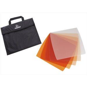 Litepanels Astra 5-teiliges CTO Gel Set mit Tasche 900-3503  900-3503