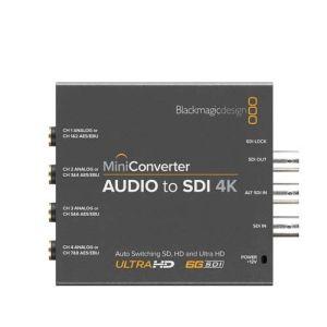 Blackmagic Design Mini Converter Audio-SDI 4K  BM-CONVMCAUDS4K