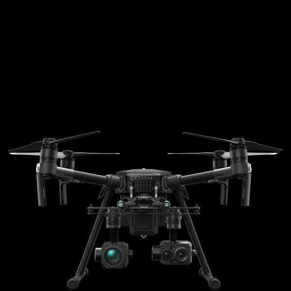 Drohne für Unternehmensanwendungen