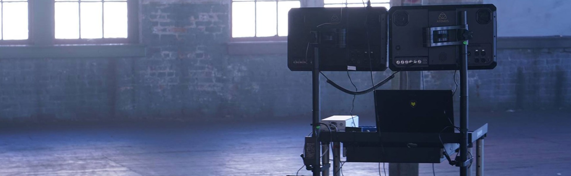 ATOMOS Produkte für Audio Video Profis