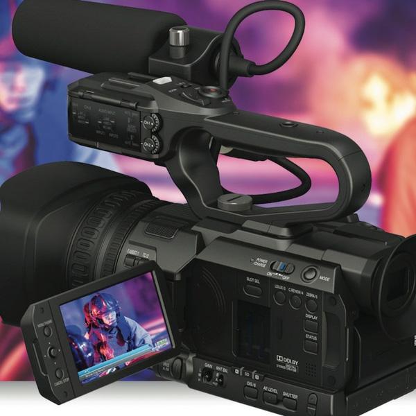 Kameras von JVC