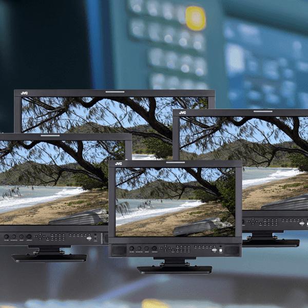 JVC Monitore