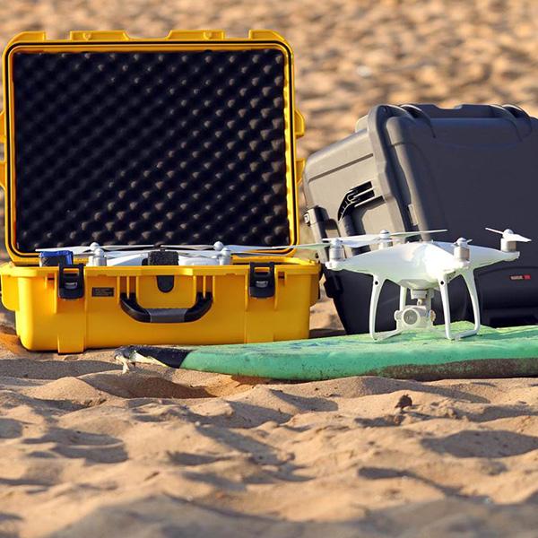 Koffer für Multicopter