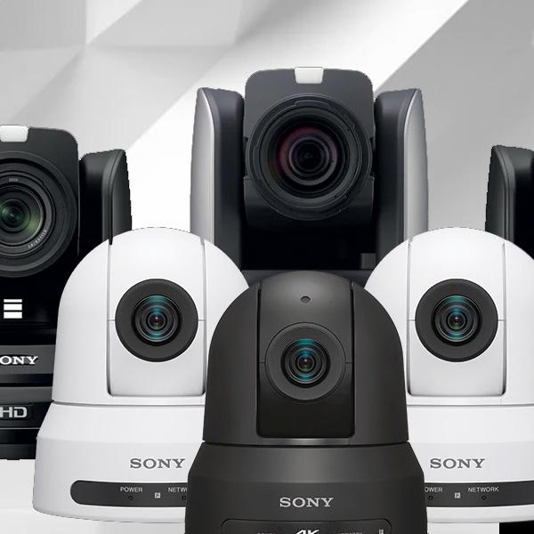 PTZ Kameras für Studio